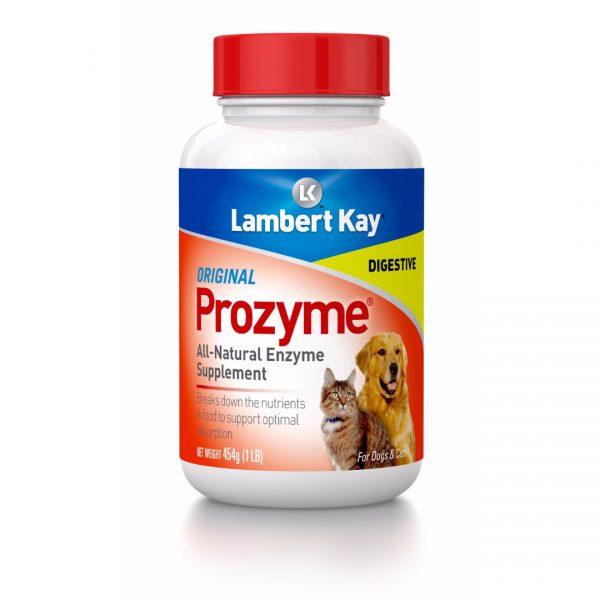 プロザイム 植物由来のペット用消化酵素サプリメント
